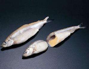 子持ち公魚 IQF